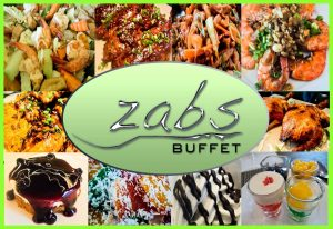 Zabs Buffet Restaurant, Davao City