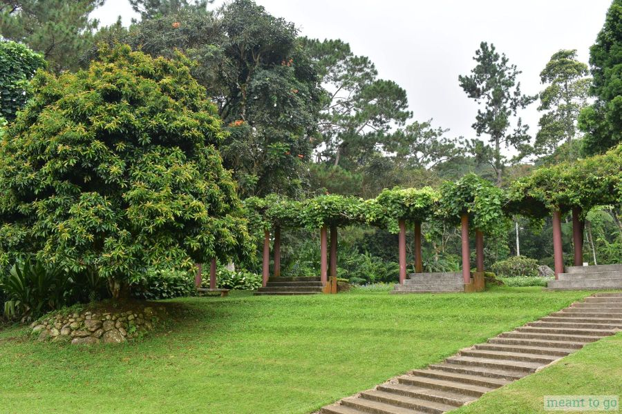 Amphitheater - Eden Nature Park, Davao City