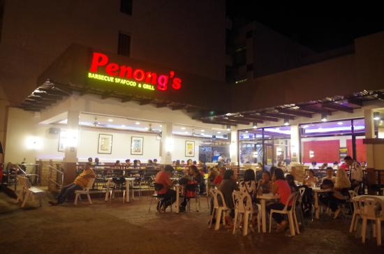 Penong's Seafoods and Grill