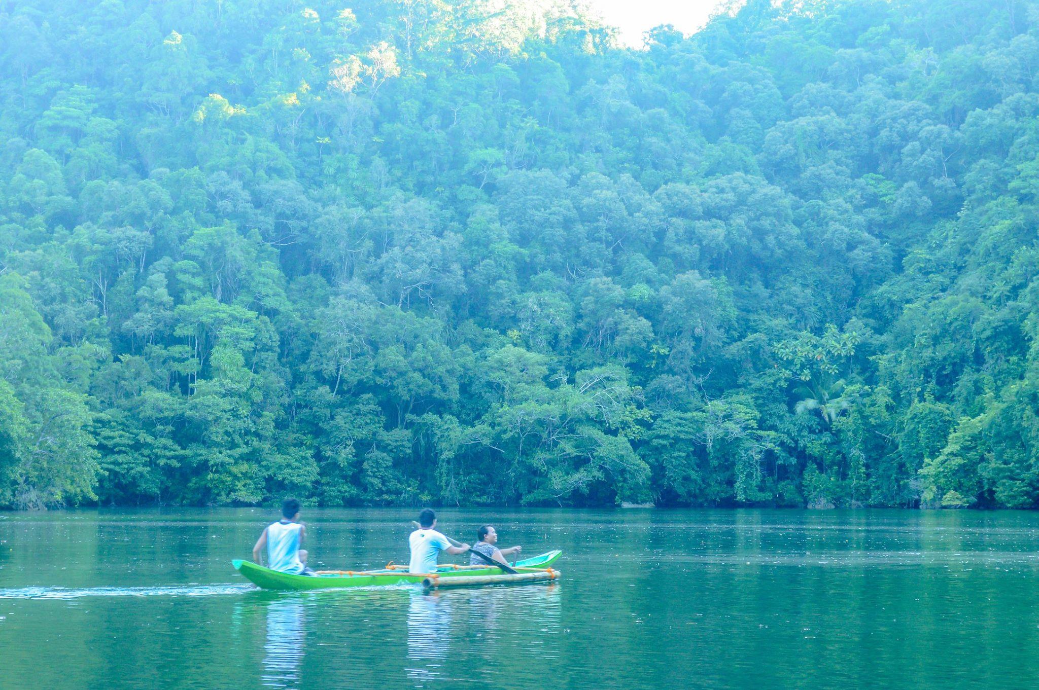 Tiktikan Lake, Sohoton, Bucas Grande, Surigao del Norte