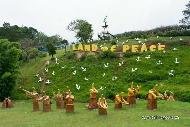 Kublai Milan's Art Work - Land of Peace