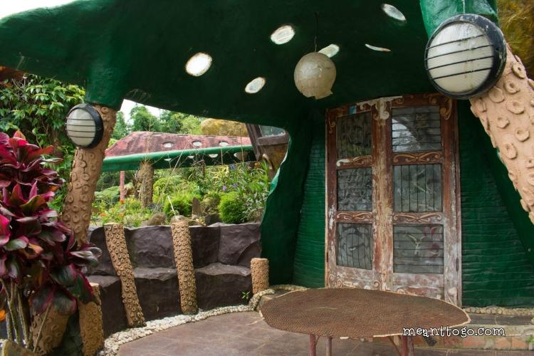 Agong House - Kublai Milan's Art Work in Kapatagan, Davao Del Sur
