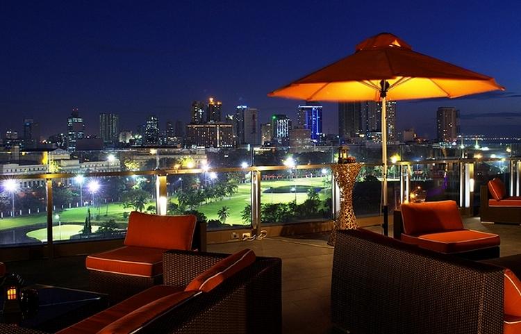 Sky Deck View Bar, The Bayleaf