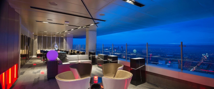 Vu's Sky Bar and Lounge