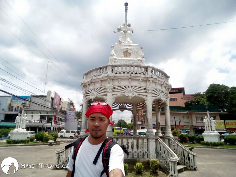 Rotonda in Carcar City, Cebu