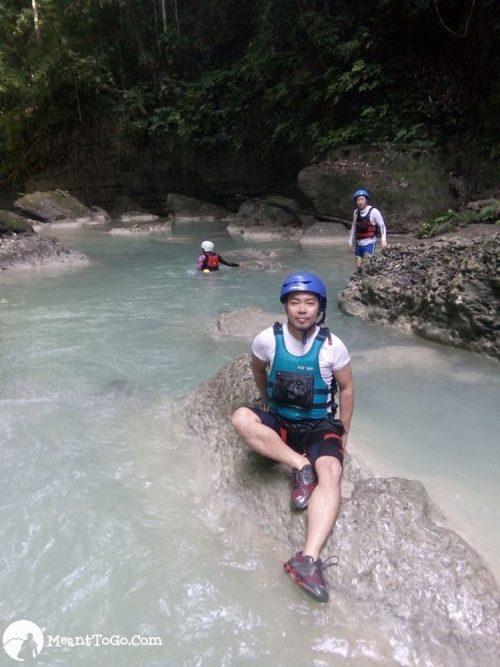 Kawasan Canyoneering, Badian, Cebu