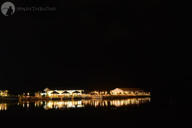 Lantaw Floating Restaurant, Cordova, Cebu