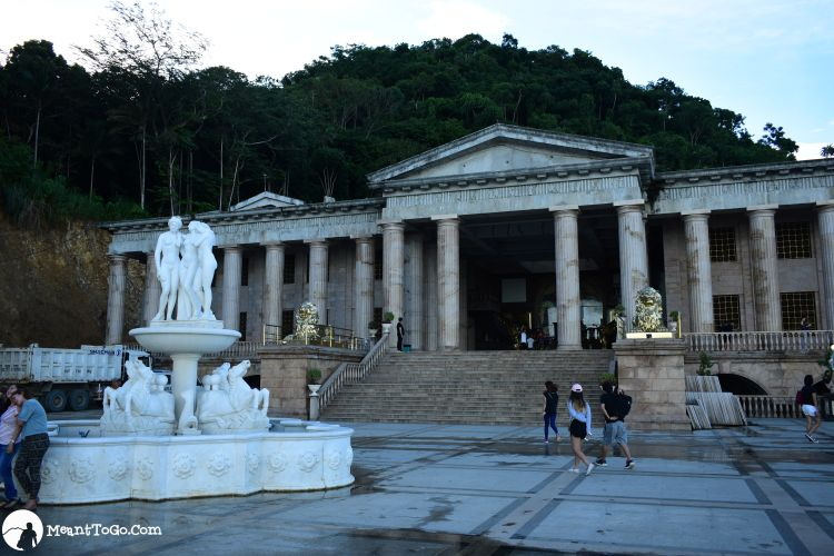 Temple of Leah - Cebu City