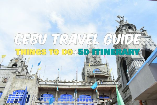 Cebu Travel Guide 2017