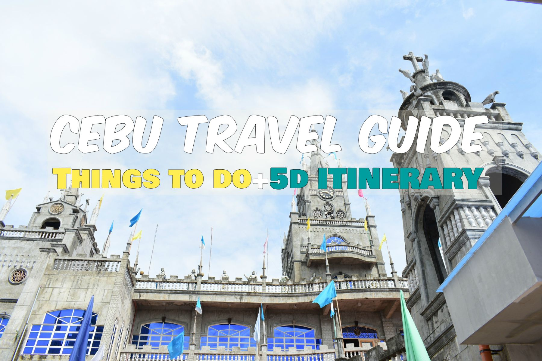 Metro Cebu and South Cebu Travel Guide