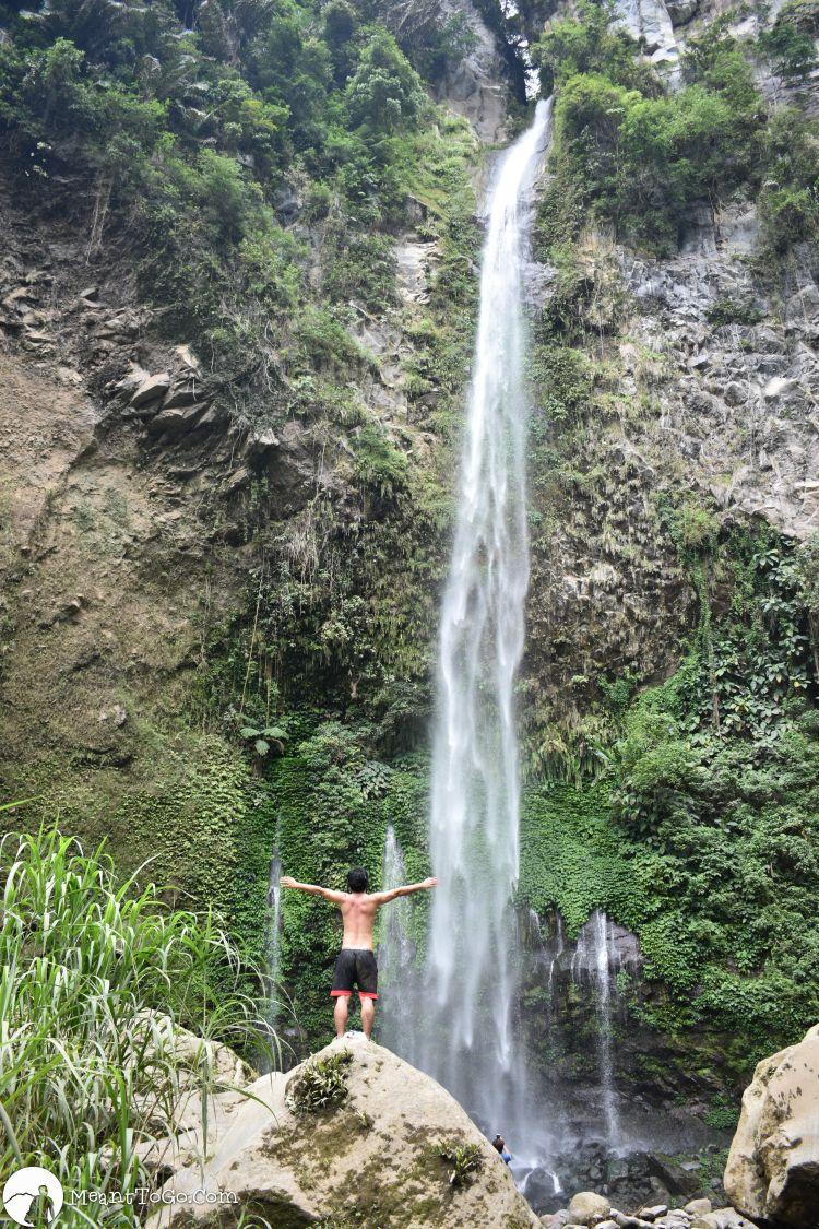 Tudaya Falls, Davao del Sur