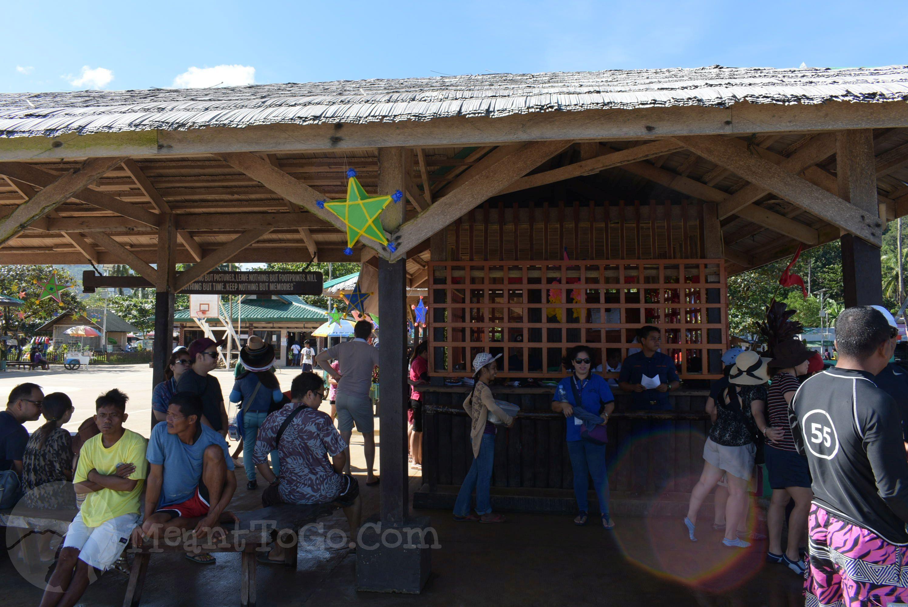 Underground River Tour Center, Sabang, Puerto Princesa