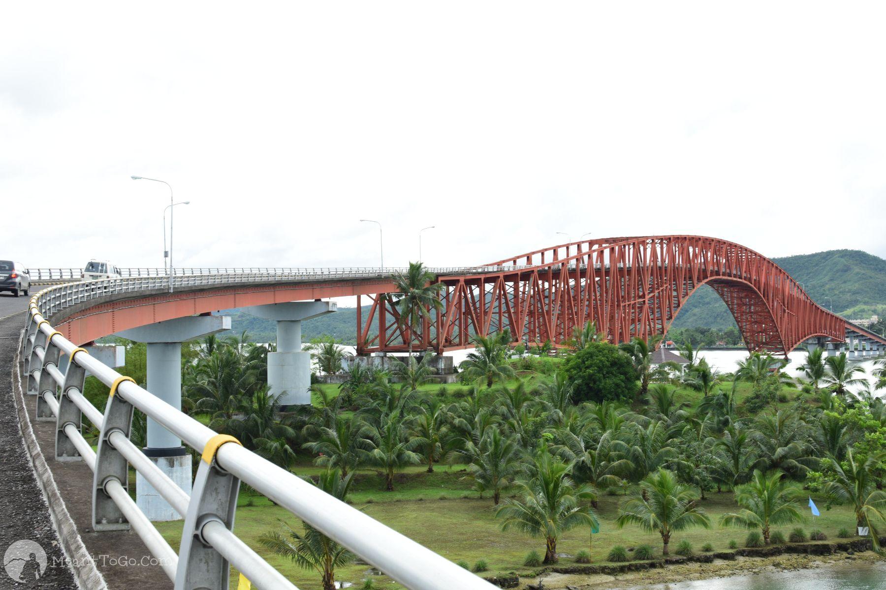 San Juanico Bridge, Leyte, Philippines