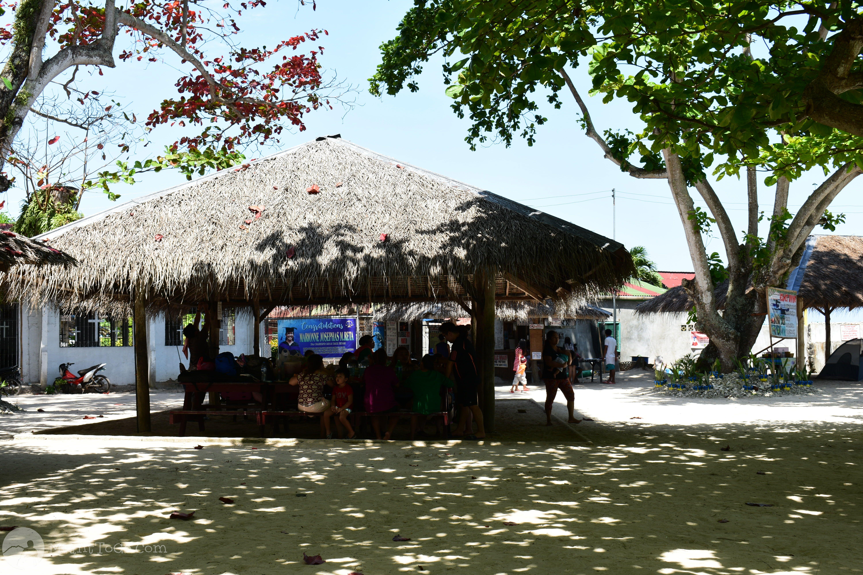 Pavilion at Isla Reta, Samal