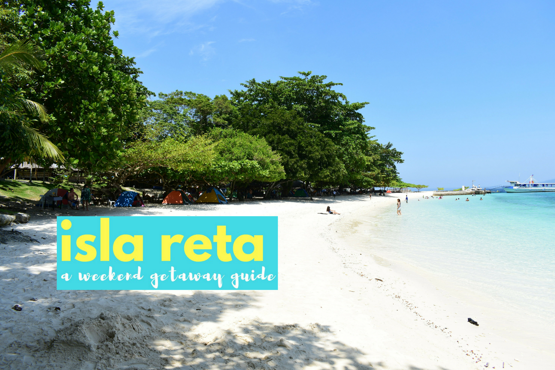 Isla Reta Beach Resort