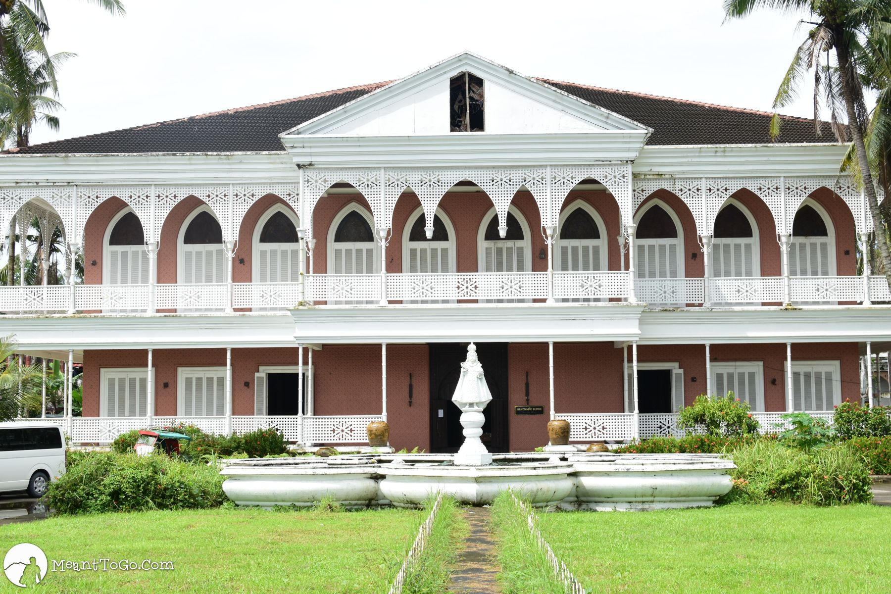 Sto. Niño Shrine (Romualdez Museum), Tacloban City