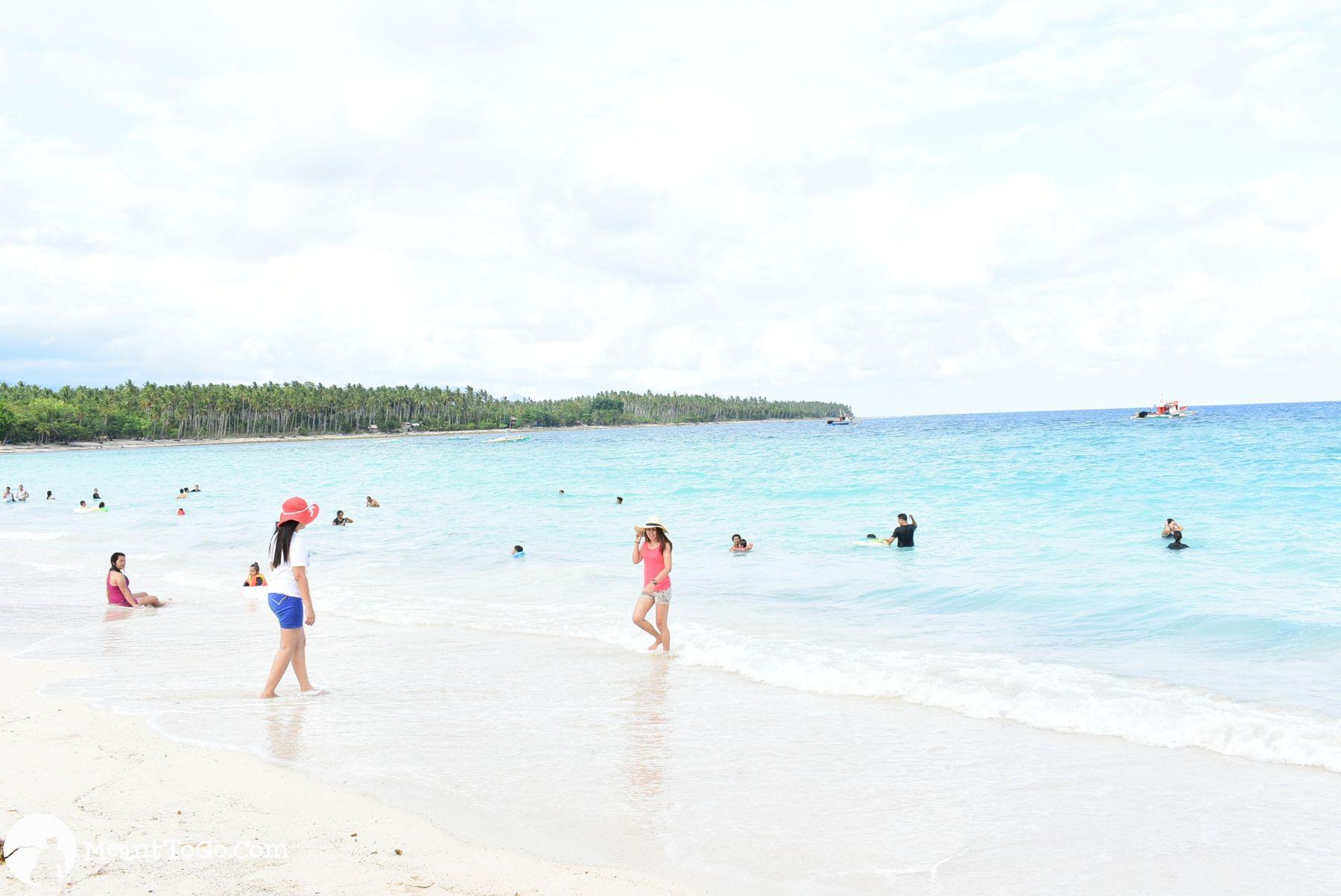 Dahican Beach, Mati, Davao Oriental