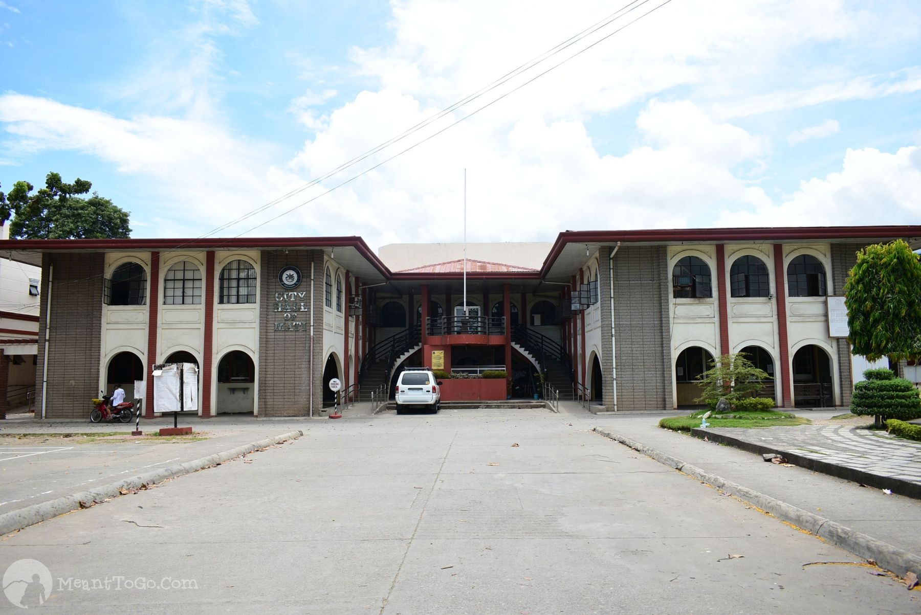 Mati City Hall, Mati, Davao Oriental