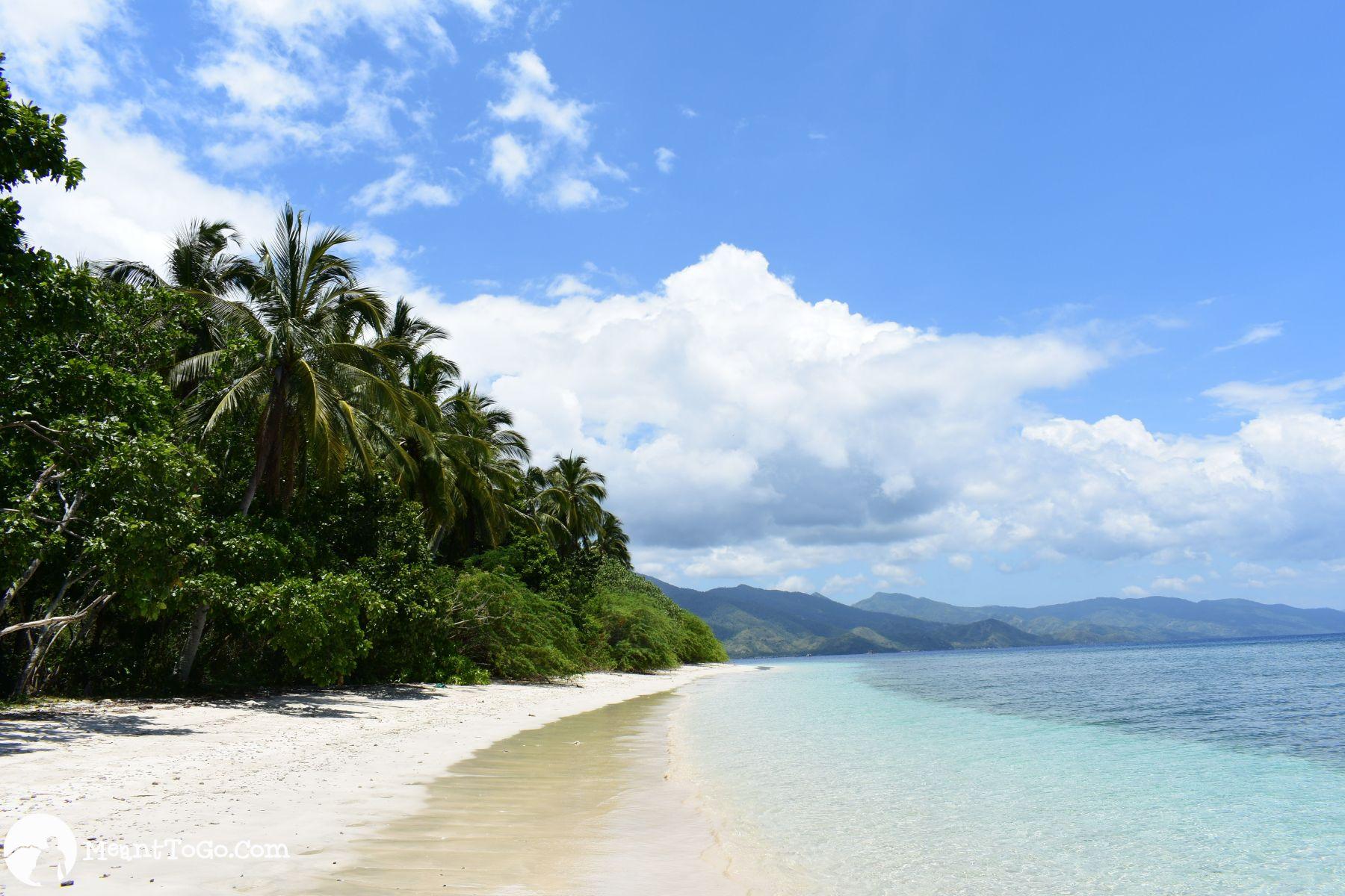 Pujada Island, Mati, Davao Oriental