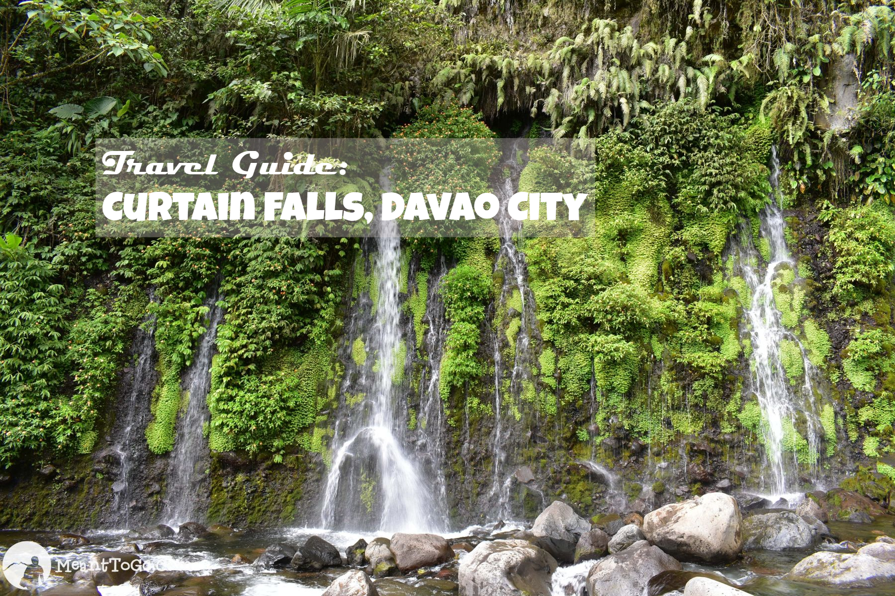 Curtain Falls Brgy Carmen Baguio District Davao City