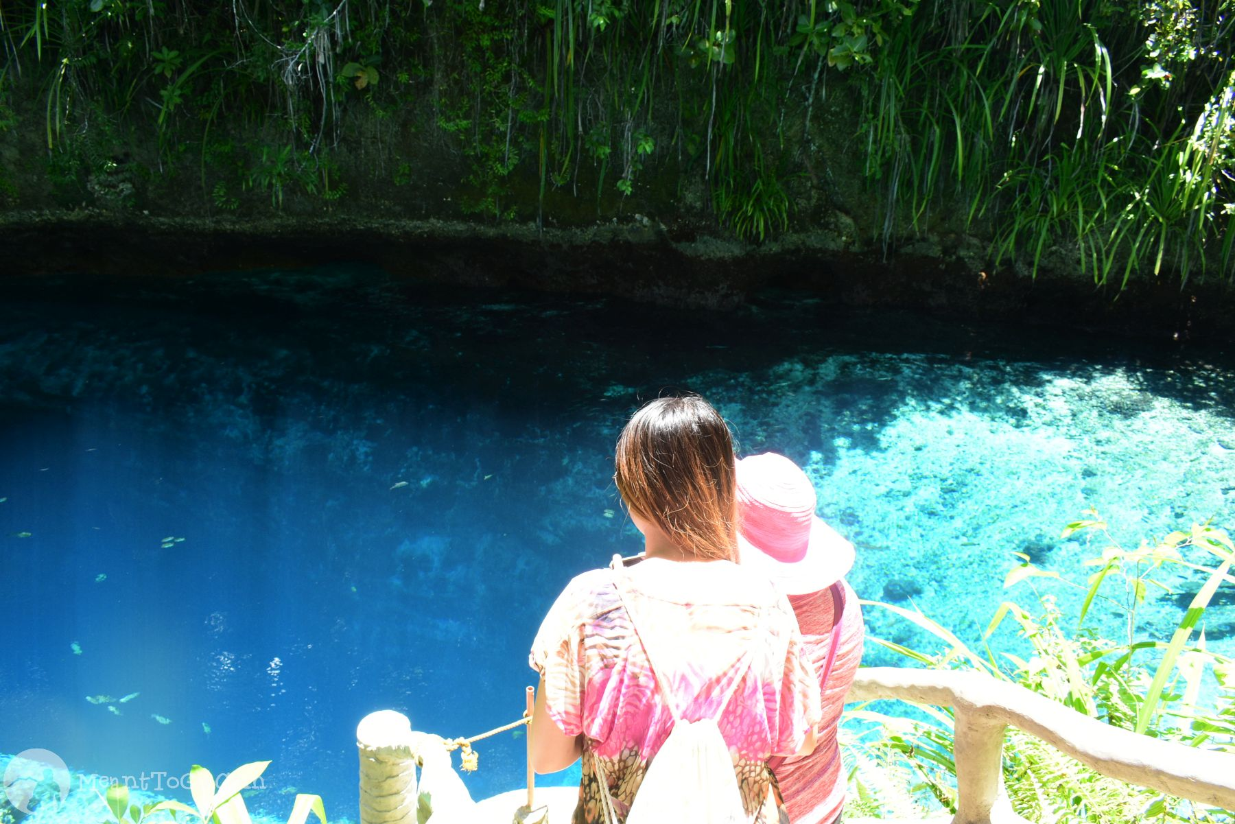 Enchanted River, Hinatuan, Surigao del Sur