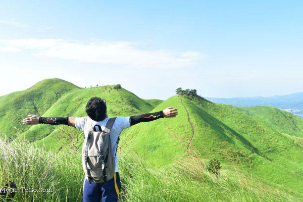 Binabaje Hills, Alicia, Bohol, Philippines