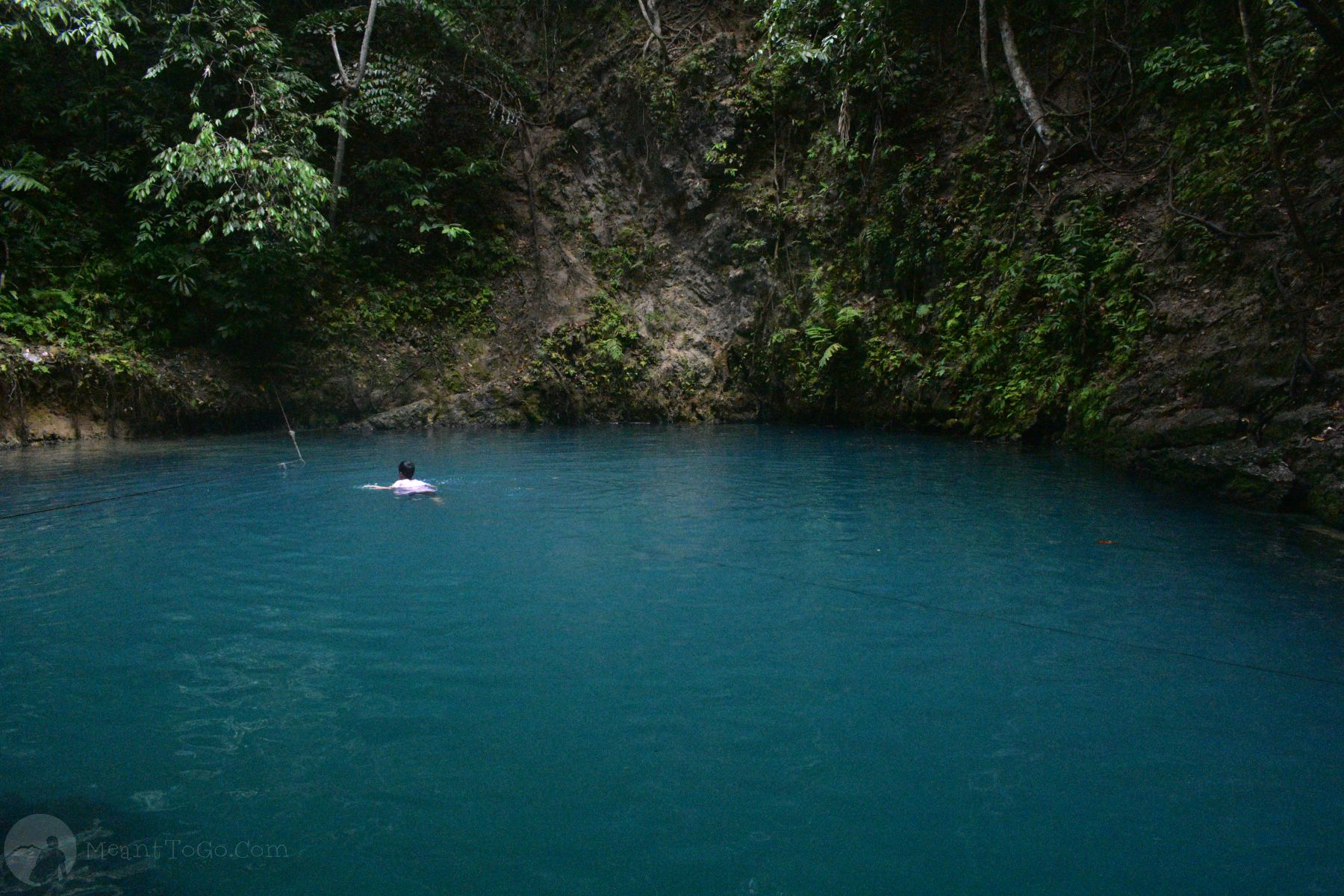 Canawa Cold Spring, Candijay, Bohol, Philippines