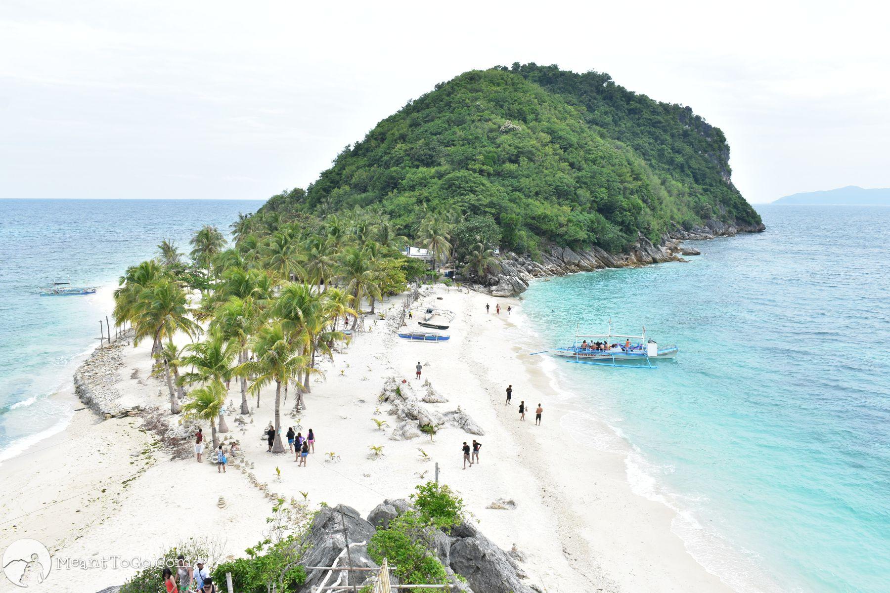 Cabugao Gamay, Islas de Gigantes, Iloilo