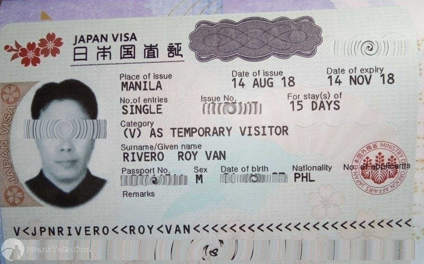 Japan Tourist Visa Application Guide