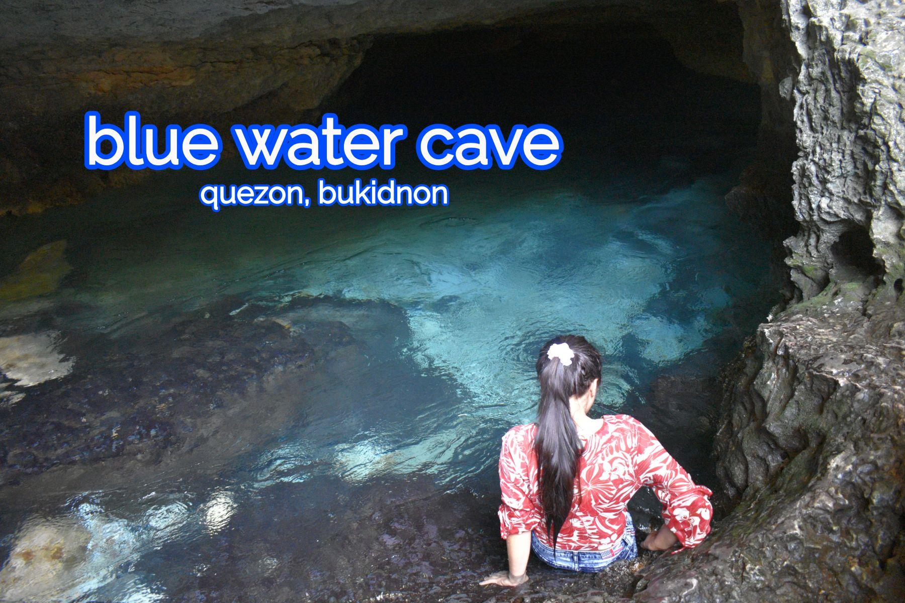 Blue Water Cave, Quezon, Bukidnon