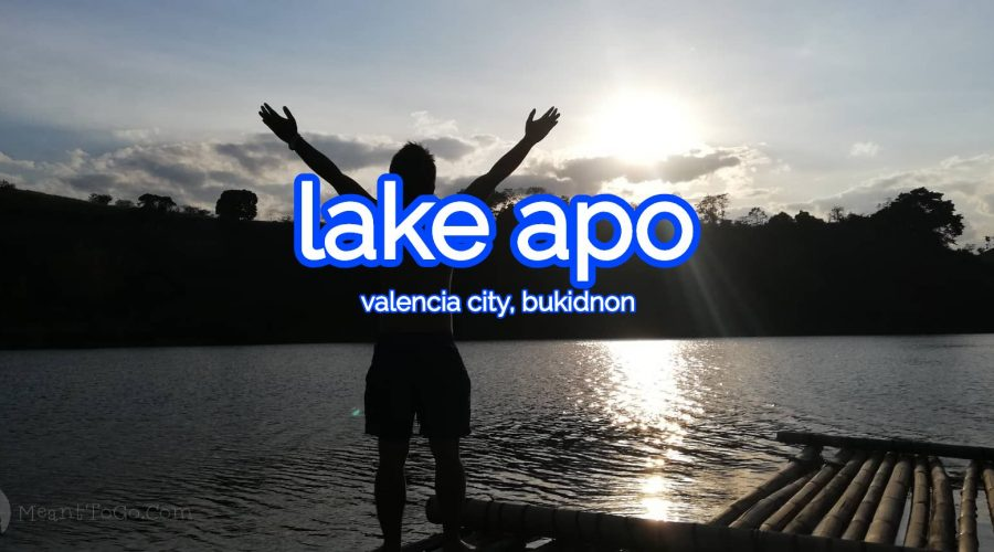 lake apo, valencia city, bukidnon