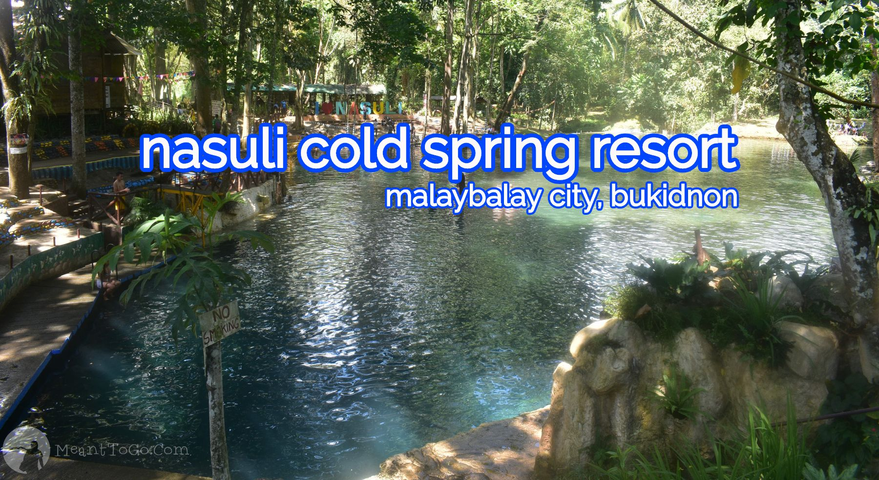 Nasuli Cold Spring Resort in Malaybalay City, Bukidnon