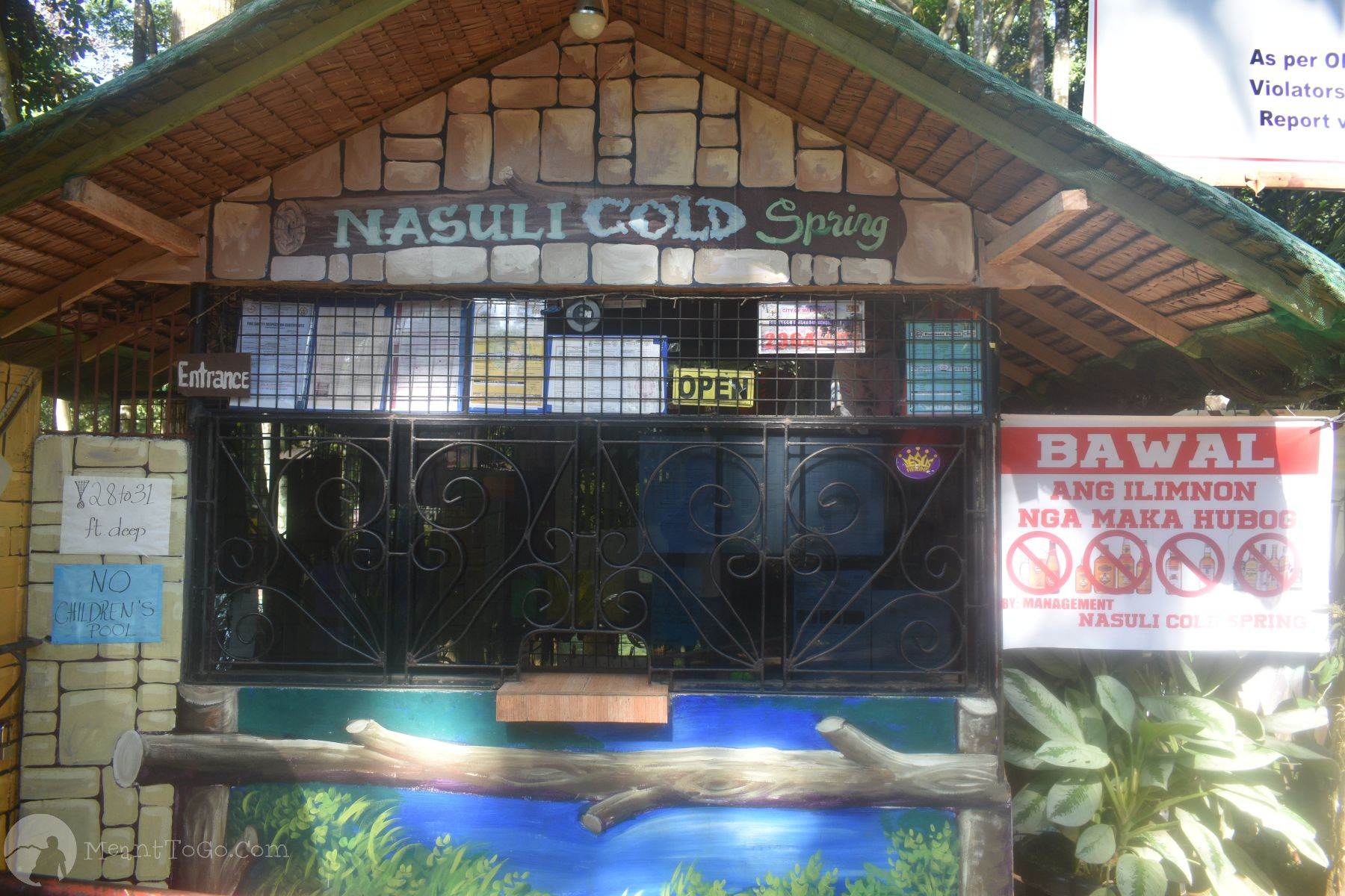 Nasuli Cold Spring Resort, Malaybalay City, Bukidnon