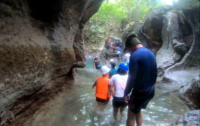 Tayangban Cave Pool, Siargao