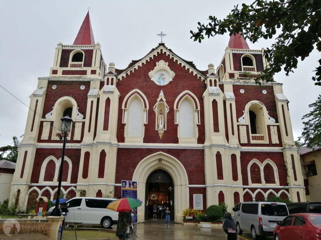 Saint Agustin Parish Church, commonly known as Bantay Church