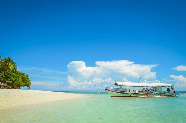 Talicud Island Hopping, Davao, Philippines