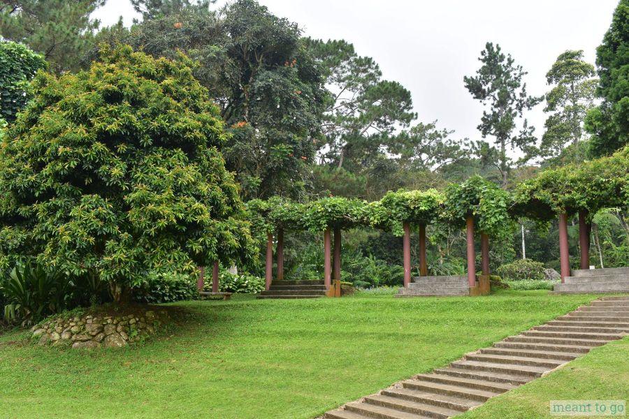 Amphitheater - Eden Nature Park, Davao City