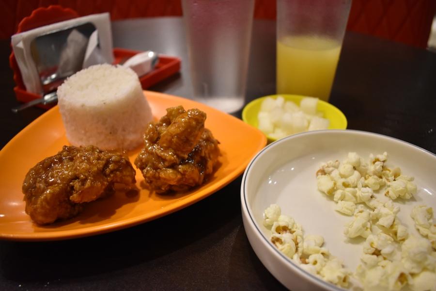Honey 2 Pieces Chicken Meal - I Want Chicken Korean Restaurant In Davao City