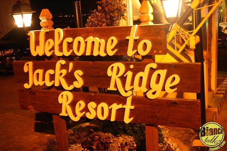 Jack's Ridge Restaurant, Davao City