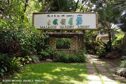Malagos Garden Resort, Calinan Davao City