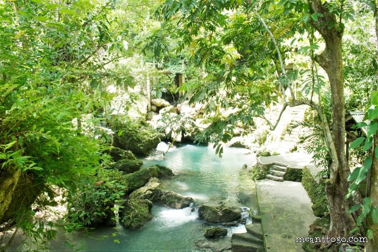 Hagimit Falls, Samal Island