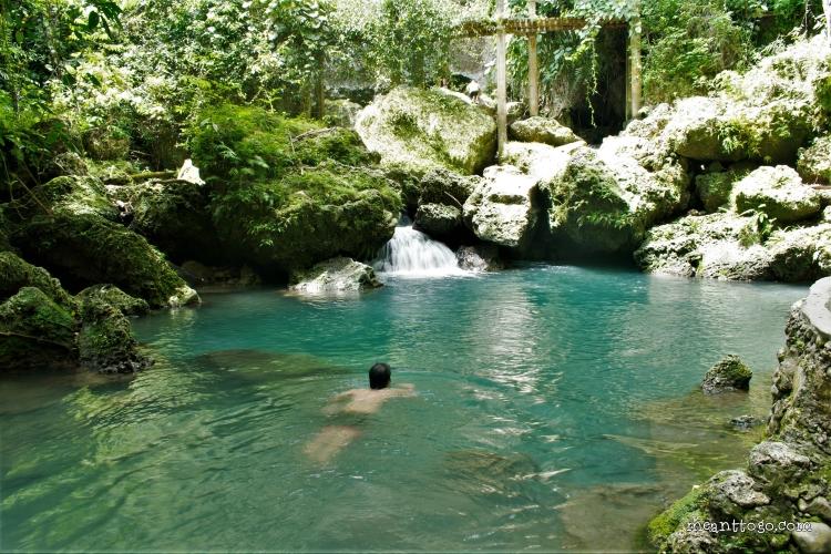 Hagimit Falls, Island Garden City of Samal, Davao del Norte, Philippines