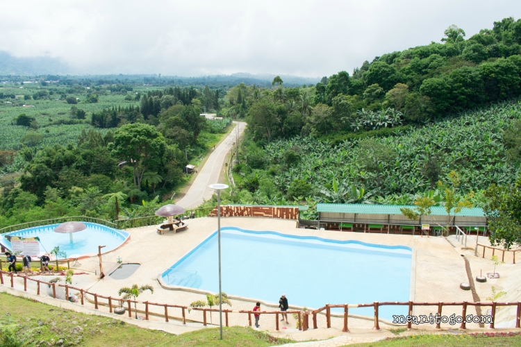 Dhen Yho's Place - mountain resort in Kapatagan, Digos City
