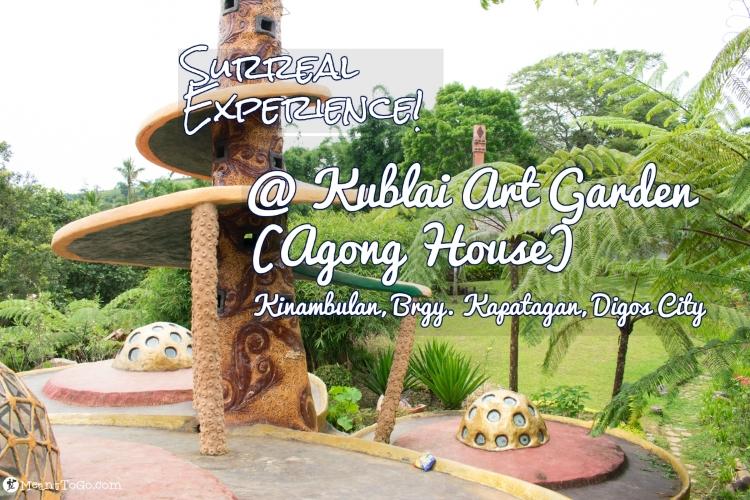 Kublai Art Work (Agong House) - Kapatagan, Digos City