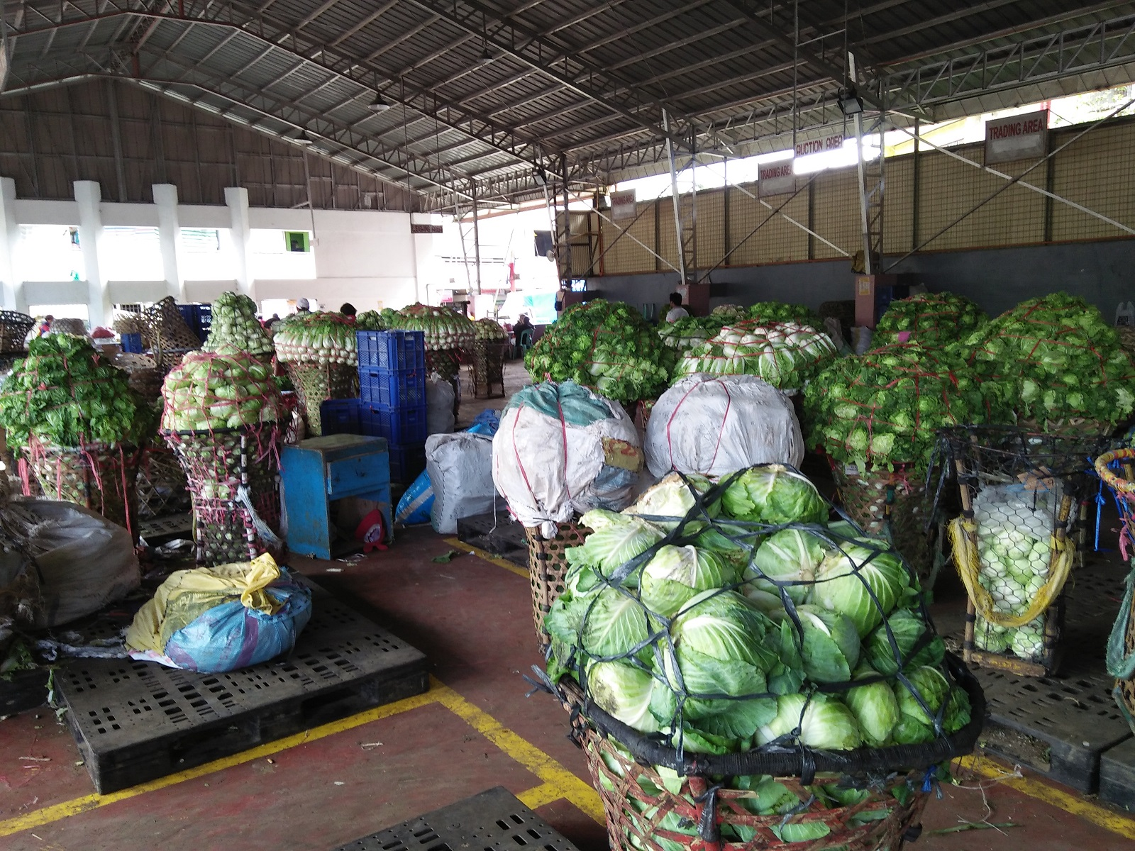 Mantalungon Market