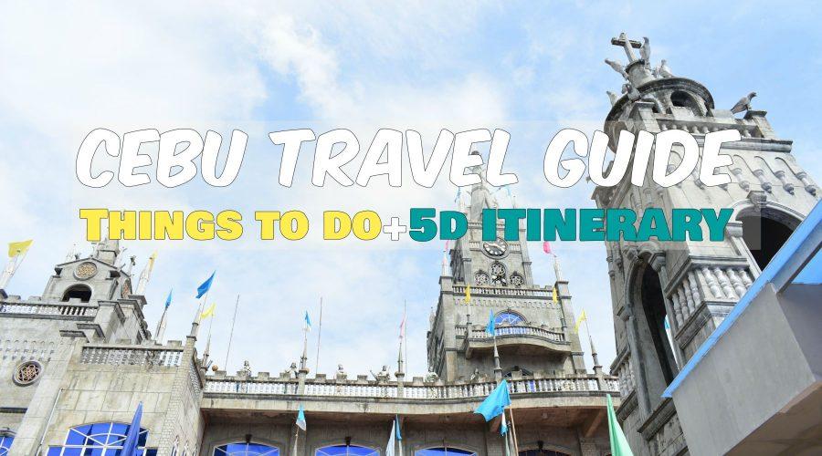 Metro Cebu and South Cebu Travel Guide