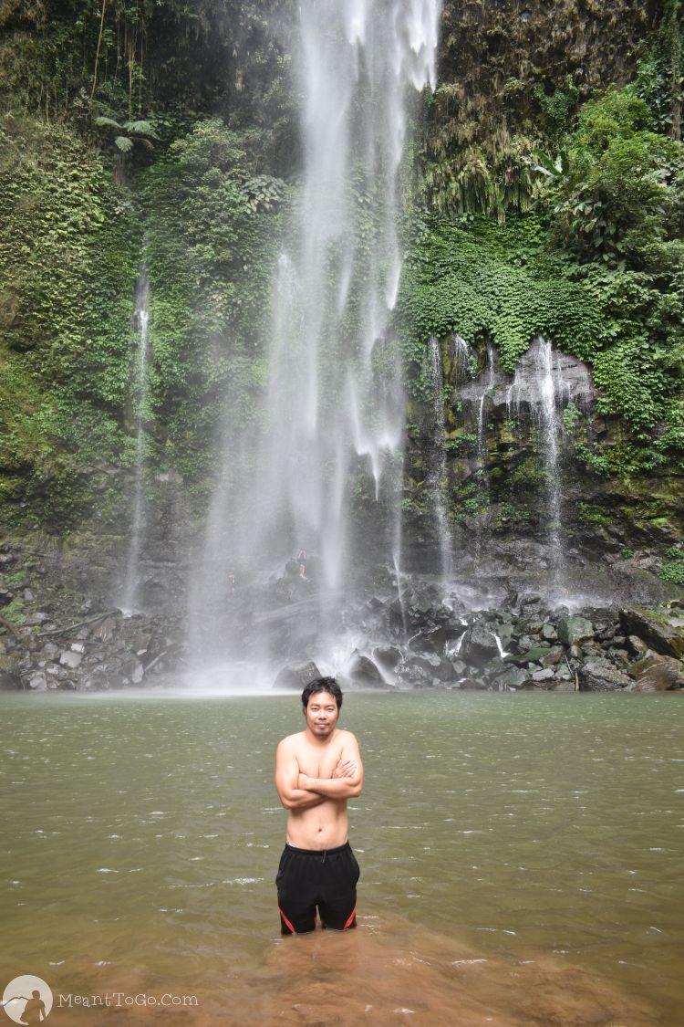Tudaya Falls, Davao del Sur, Philippines