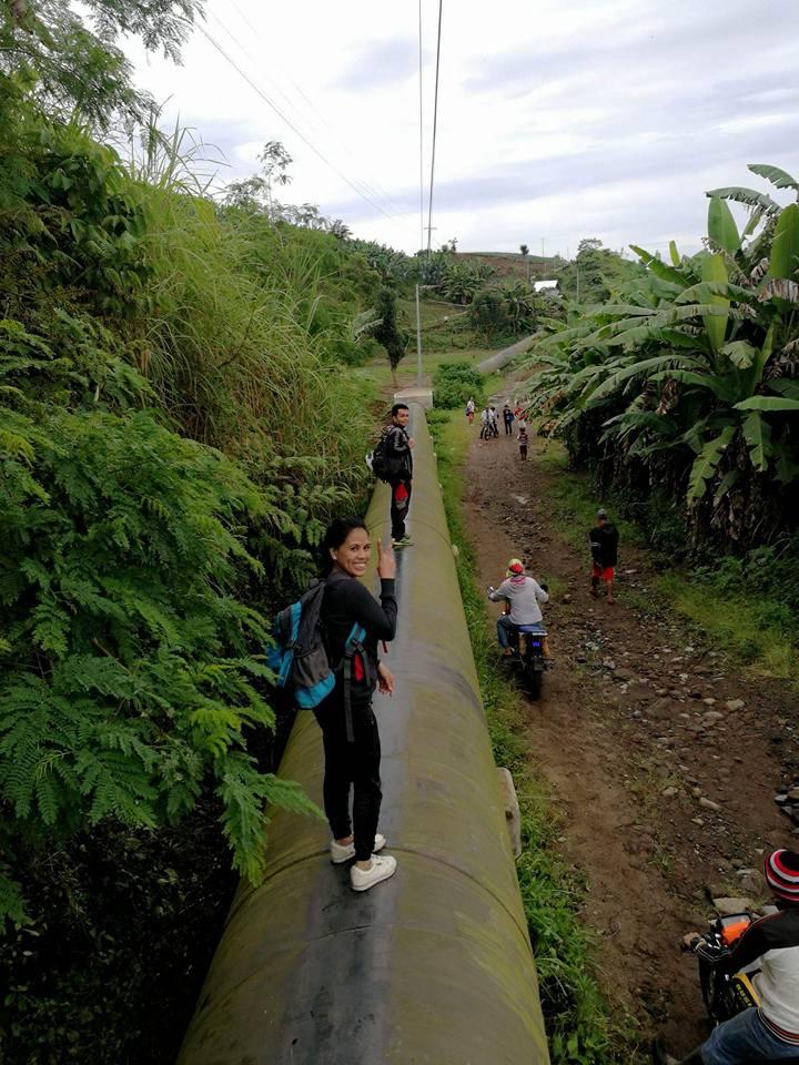 Road to Tudaya Falls