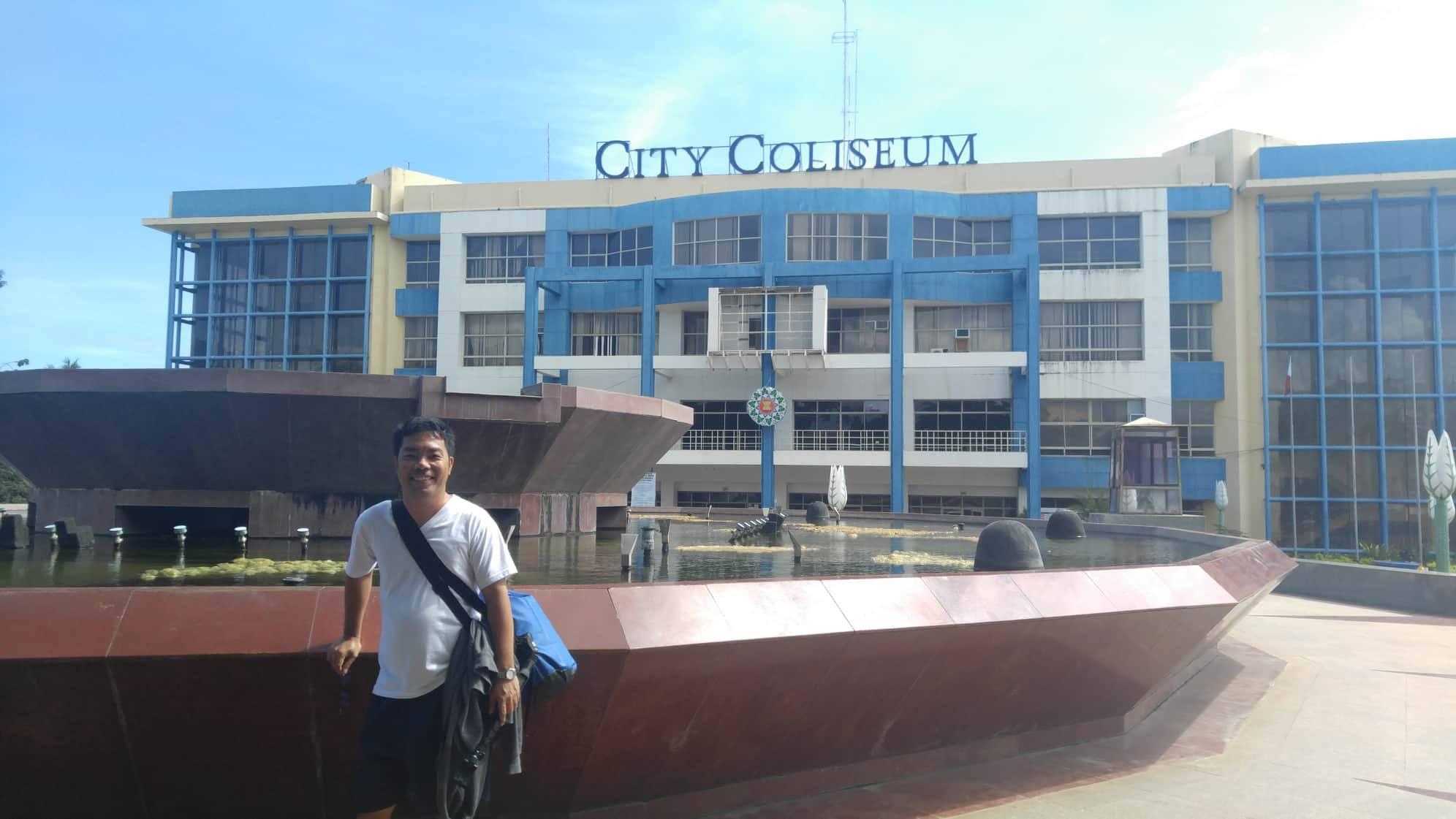 City Coliseum, Puerto Princesa