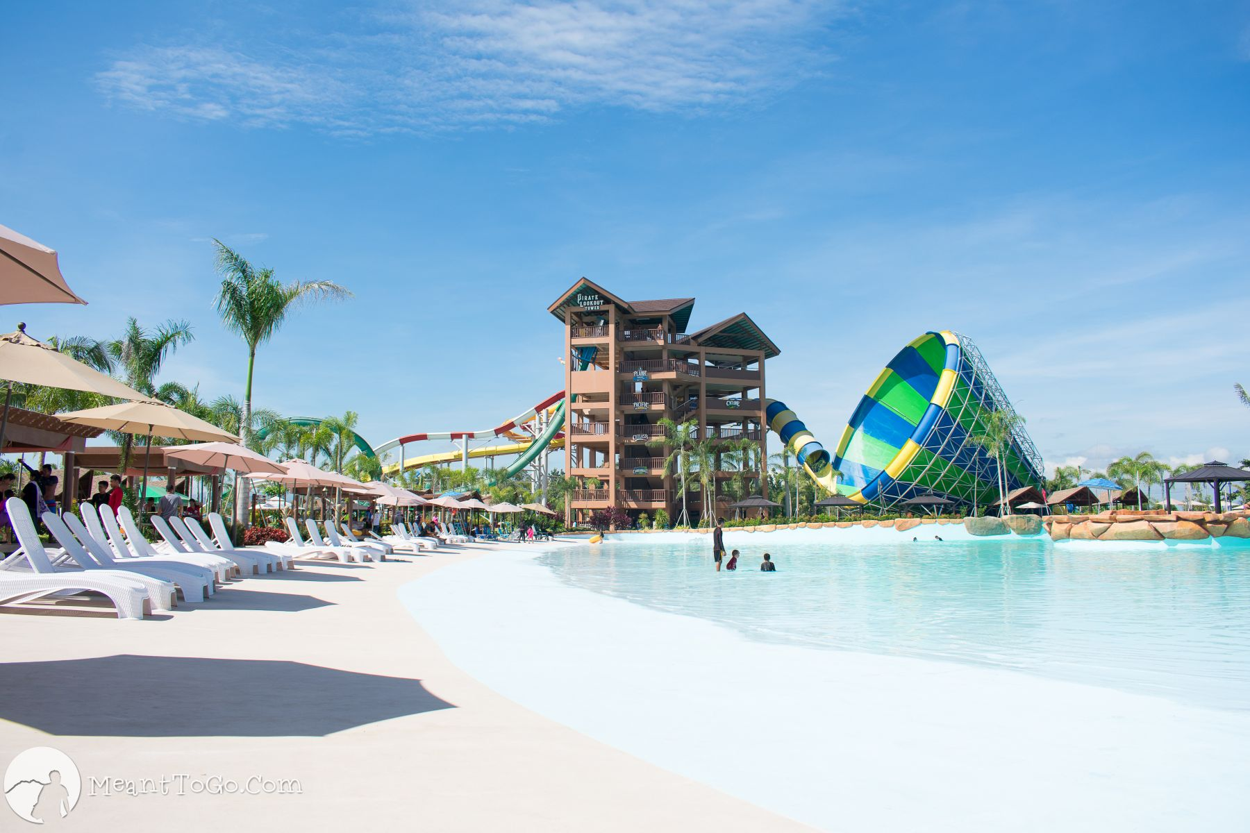 The Buccaneer Bay at Seven Seas Waterpark and Resort